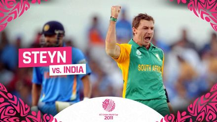 CWC2011: Redemption for South Africa as Steyn gets a five-for