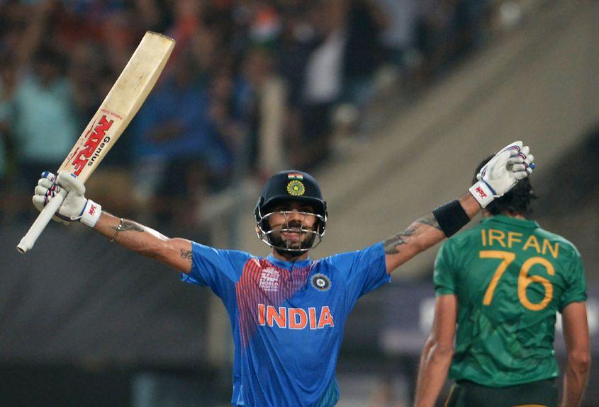 Virat Kohli was the difference against Pakistan.