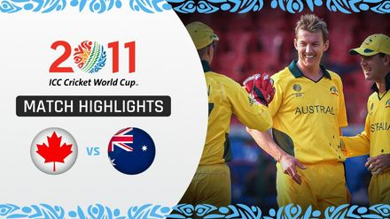 CWC11: M35 Australia coast past Canada after Lee four-for