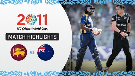CWC11: M38 Muralitharan spins Sri Lanka to big win over New Zealand