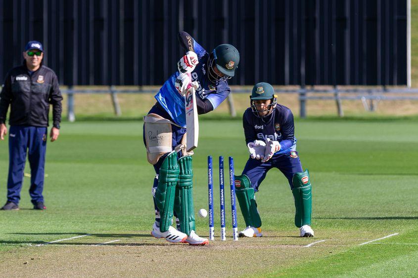 Bangladesh prepare for the ODI series.