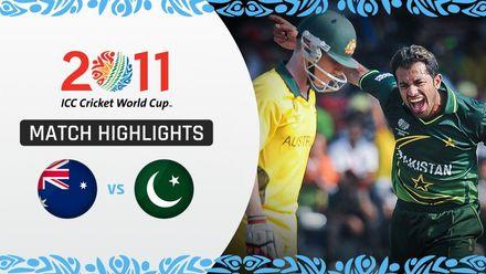 CWC11: M40 Pakistan end Australia's 34-match unbeaten World Cup run