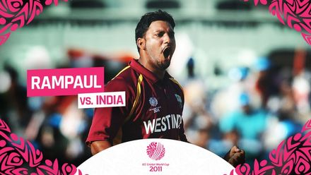CWC11: Rampaul five-for gives West Indies hope