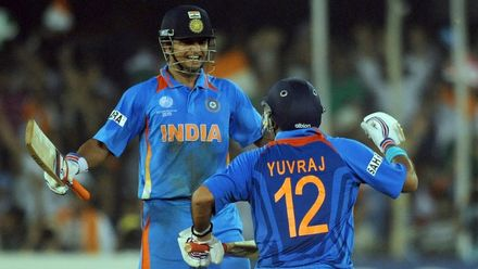 CWC11: Raina speaks about Yuvraj's performance in the quarter-final