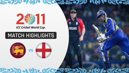 CWC11: QF4 Sri Lanka end England's World Cup with near-perfect display