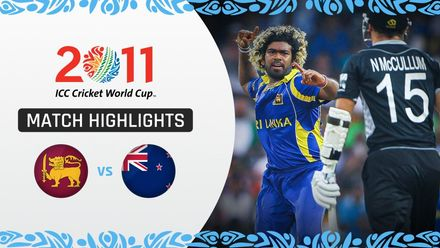 CWC11: SF1 Sri Lanka knock New Zealand out