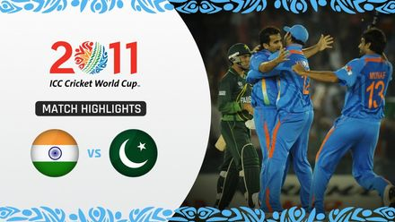 CWC11: SF2 India trump Pakistan, storm into final