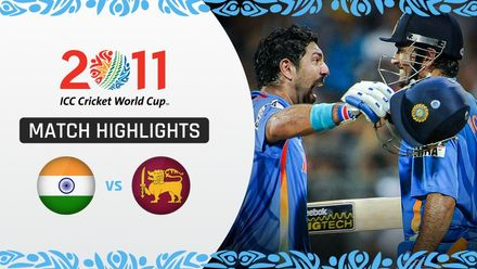 CWC11: India edge Sri Lanka in thrilling final
