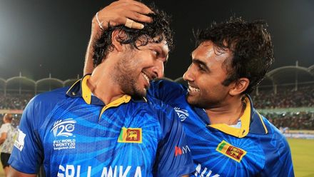 'It was very special' – Kumar Sangakkara on 2014 T20WC win