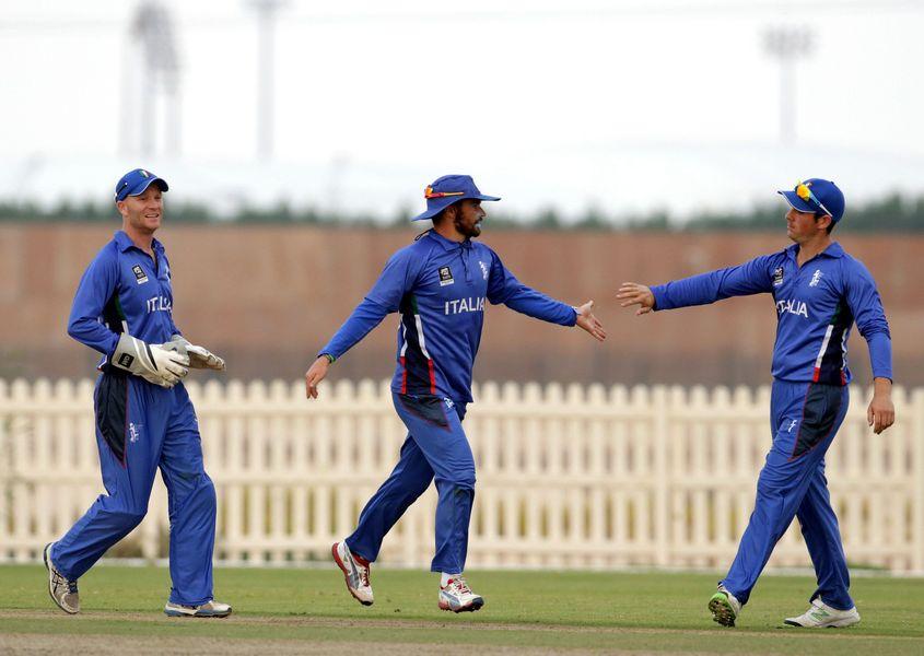 Cricket Italy
