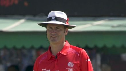 CWC11 Rewind: How Simon Taufel dealt with the pressure of a World Cup Final