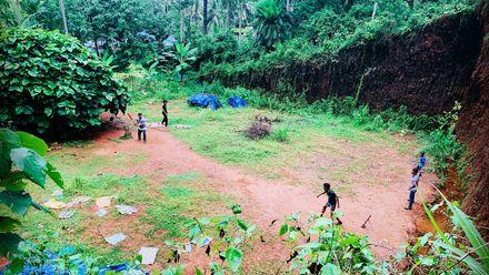 In the wilderness. Photo credit: Midhun Krishna. Location: Calicut, Kerala, India