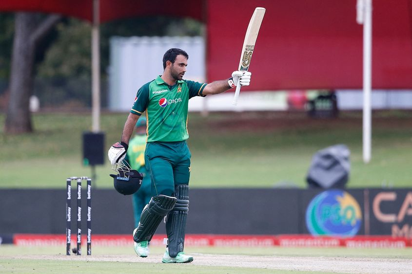 Fakhar Zaman has gained five slots to reach a career-best seventh position