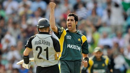 Umar Gul's brilliant T20 World Cup five-for