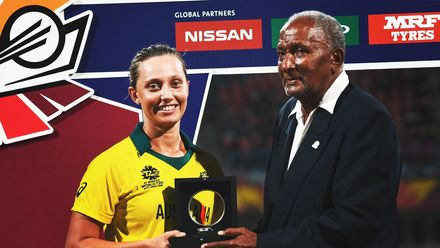 Ashleigh Gardner stars in T20 World Cup Final