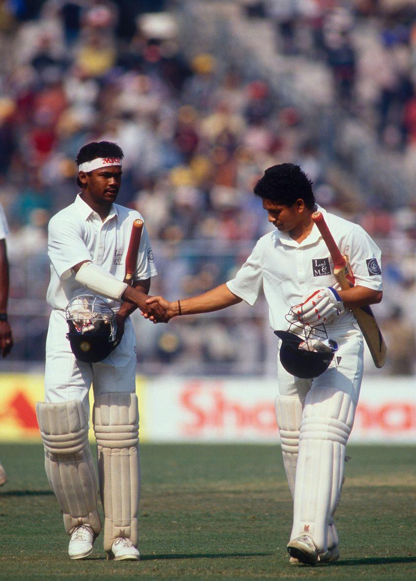 Tendulkar and Kambli would combine again on the international stage numerous times.