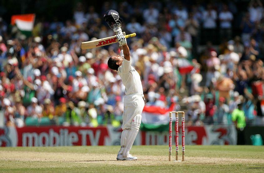 Sachin's cricket ground.