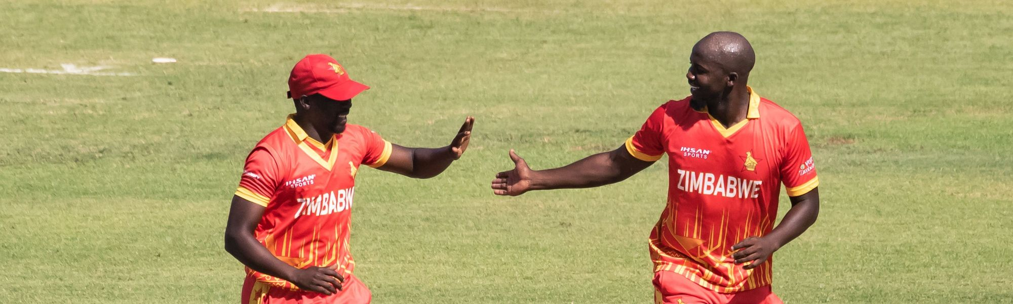 Zimbabwe v Pak, 2nd T20I
