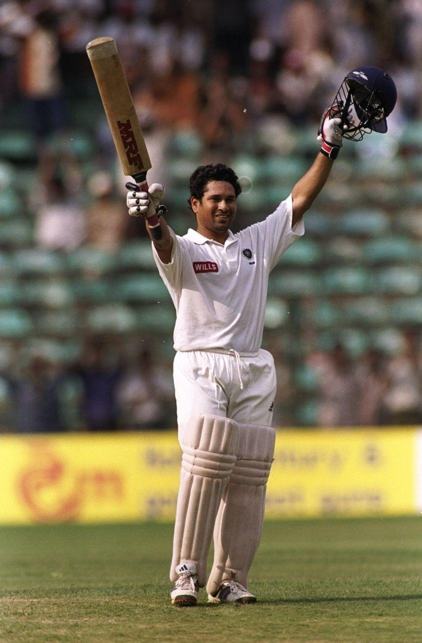 Tendulkar dominated Australia in 1998.