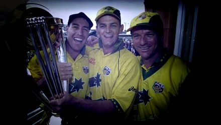 Gilchrist relives Australia's World Cup hat-trick