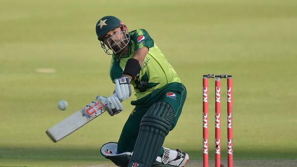 Rizwan in top 10 of MRF Tyres ICC Men's T20I Player Rankings