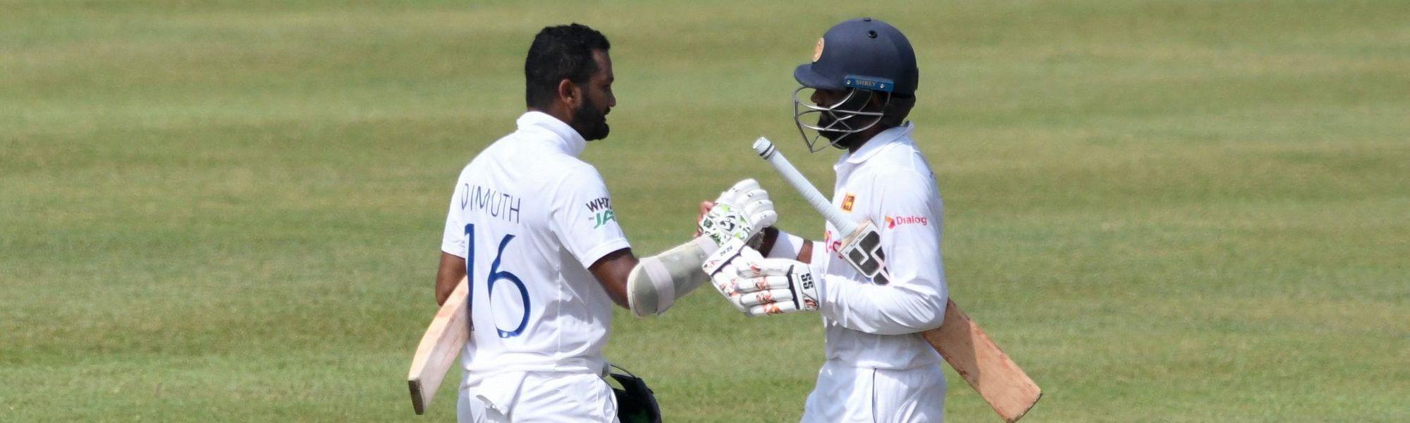 Sri Lanka openers v Ban