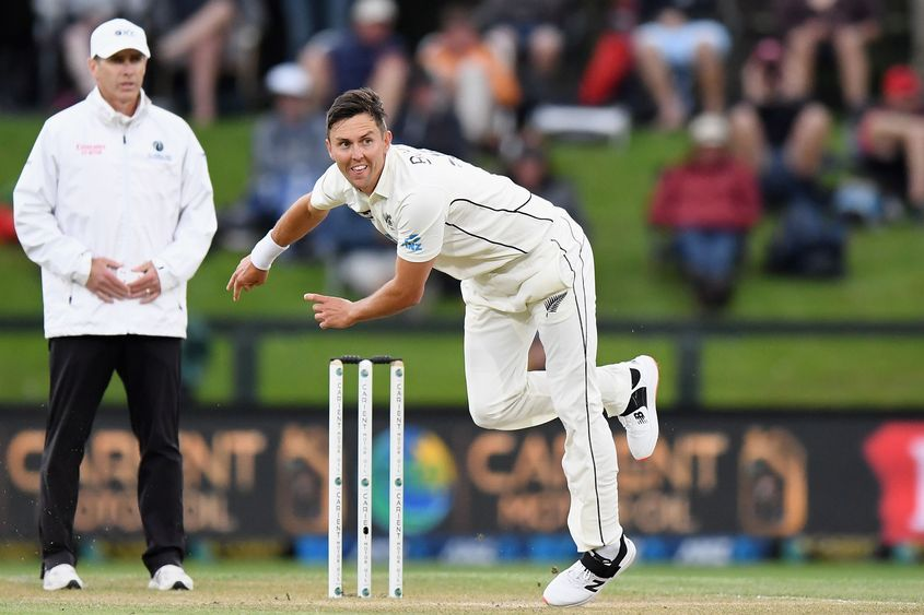 Boult will miss the first Test against England but will possibly be available for the second Test, and the WTC final.