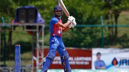 Kushal Bhurtel – Nepal's rising star