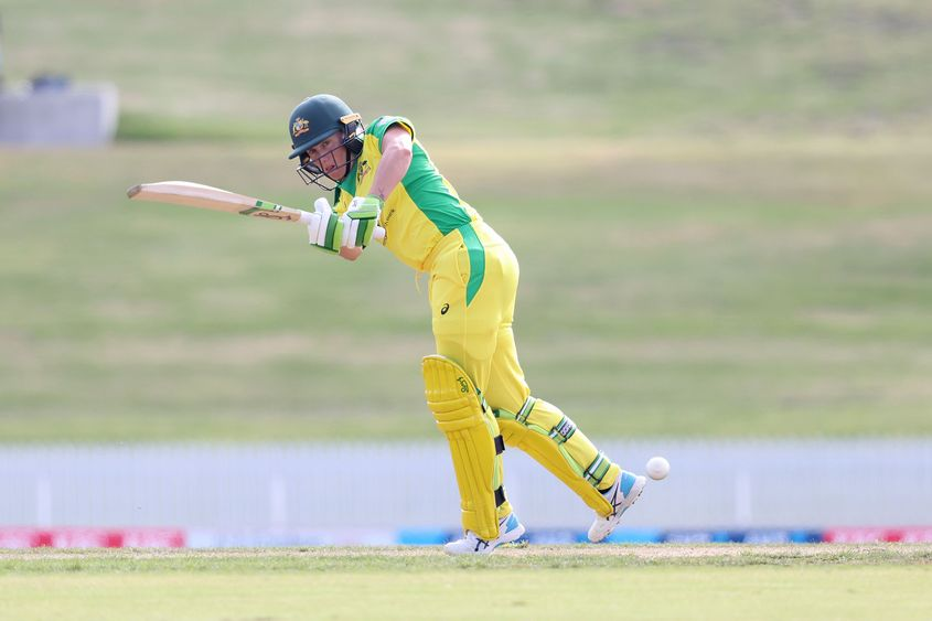 Alyssa Healy was named as the ICC Women's Player of the Month for April for her consistent performance against NZ