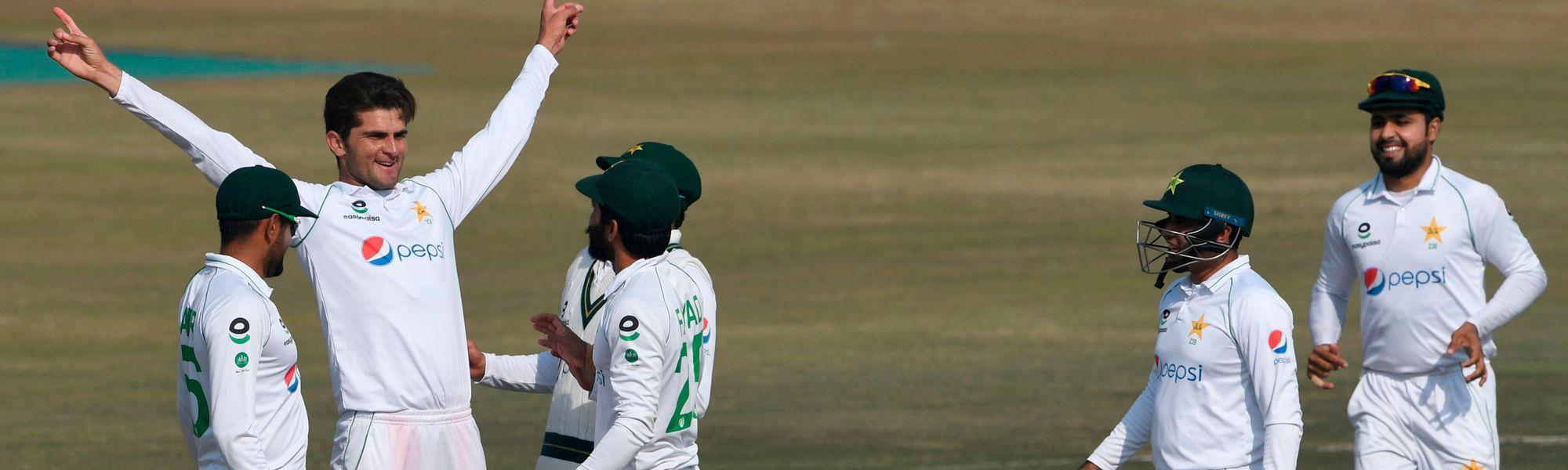 Pakistan celebration