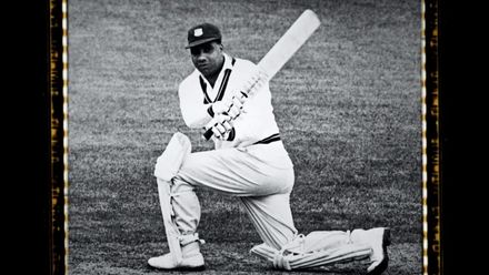 ICC Hall of Fame: Clyde Walcott | 'The power-hitter'