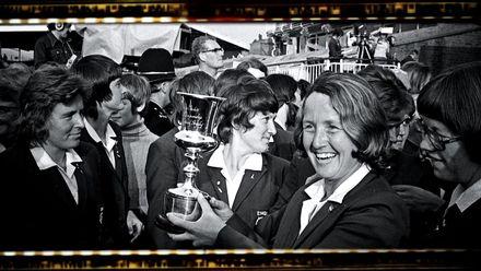 ICC Hall of Fame: Rachael Heyhoe-Flint | 'The face of women's cricket'