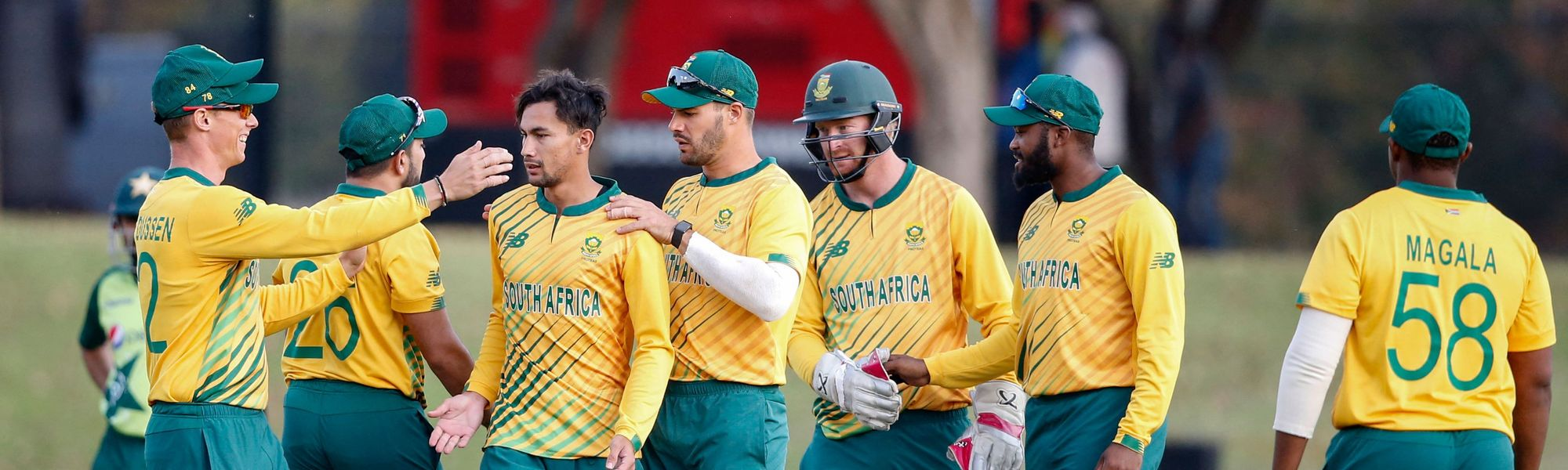 South Africa Team Squad announcement