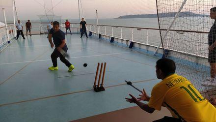 Cricket shots: Photos from around the world