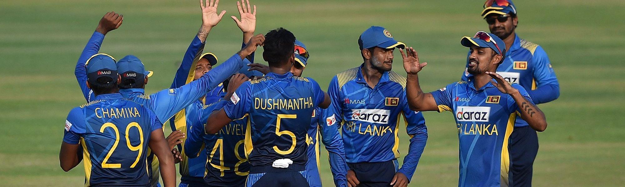 Sri Lanka avoid series sweep against Ban
