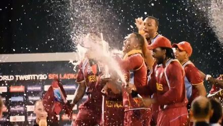 ICC Men's T20 World Cup – Feel The Sizzle