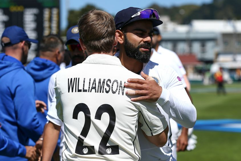 The WTC21 final will witness Williamson and Kohli pitting their wits against each other