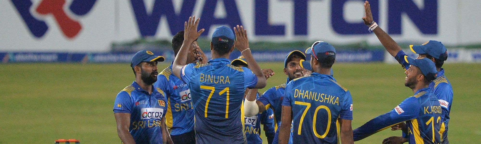 Sri Lanka squad announced