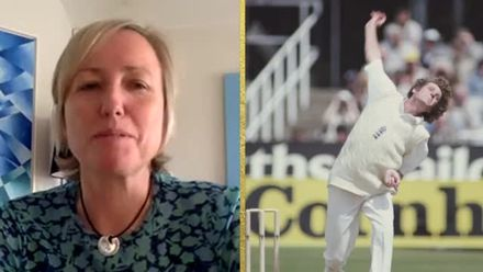 ICC Hall of Fame 2021 | Bob Willis' family thanks ICC