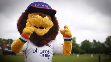WTC21 | Bharat Army gets ready for the final