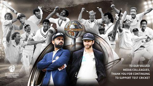 ICC WTC21 Final