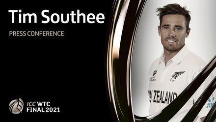 WTC Final pre-match press conference: Tim Southee
