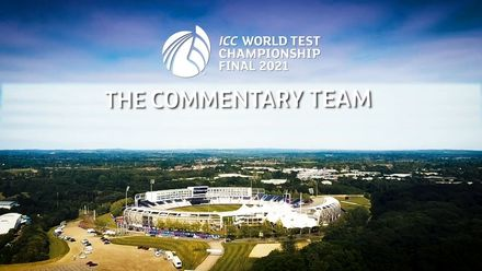 WTC commentators revealed