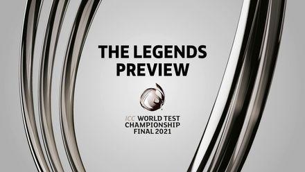 Cricket legends preview WTC21 Final