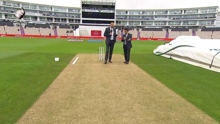 Pitch report – Day 2 | WTC21 Final | Ind v NZ