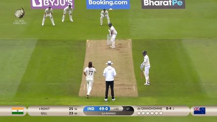 Rohit Sharma stands tall and delivers | WTC21 Final | Ind v NZ