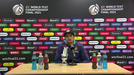 Shubman Gill Press Conference | Day 3 | WTC21 Final | Ind v NZ