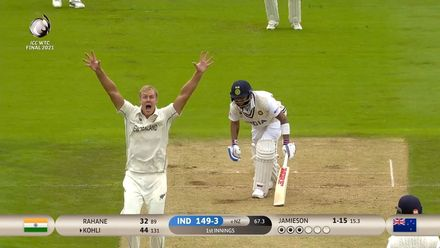 Booking.com Best Wickets | All cracking wickets of Day 3 of WTC21 Final