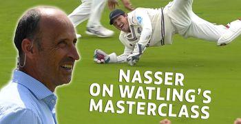 Watling's masterclass   WTC21 Final   Ind v NZ