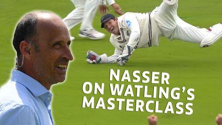 Watling's masterclass | WTC21 Final | Ind v NZ